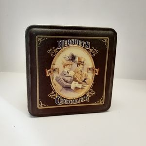 Vintage Hershey's limited edition chocolate tin